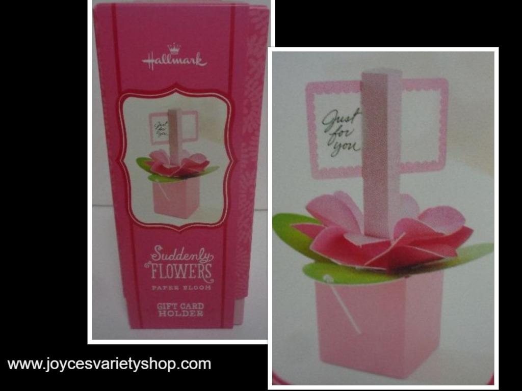 Hallmark floral card holder web collage 2018 02 16