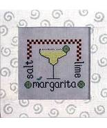 CLEARANCE Margarita cross stitch chart Glory Bee  - $3.50