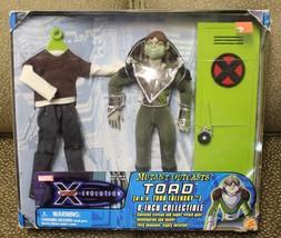 "Toybiz 2001 Marvel X-Men Evolution Mutant Outcasts Toad 8"" Figure - See ... - $26.64"
