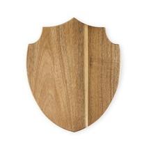 Cheese Cutting Board, Acacia Wood Serving Cheeseboard Shield Cutting Boa... - ₨1,637.79 INR