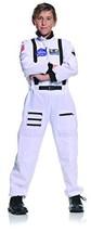 Underwraps Astronaut Costume, White, Size Medium, fits Sizes 6-8 - £25.82 GBP