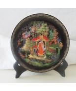 Russian Legends Princess & The Seven Bogatyrs Porcelain Collector Plate - $19.89