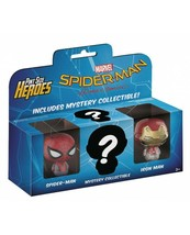 Funko Spider-Man Iron Man 3-Pack Pint Size Heroes Spider-Man Homecoming #1 - $7.69