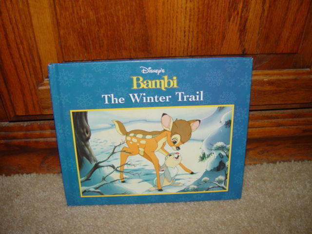 Disney's Bambi The Winter Trail  by Mouse Works Staff
