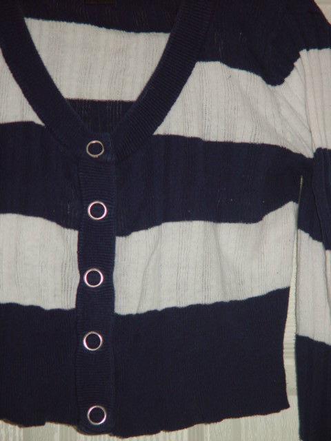 Wet Seal Size L Juniors Cardigan Sweater Like Top