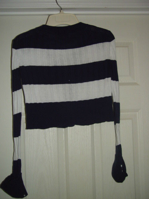 Wet Seal Size L Juniors Cardigan Sweater Like Top image 6
