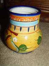 Jay Import Yellow Pear Vase image 4