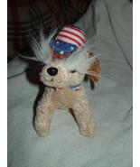 "Royal Plush Patiroyic Dog 7"" Tall - $6.00"