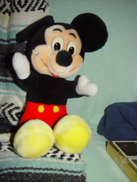 "Disney's Mickey Mouse 14 1/2"" Tall image 4"