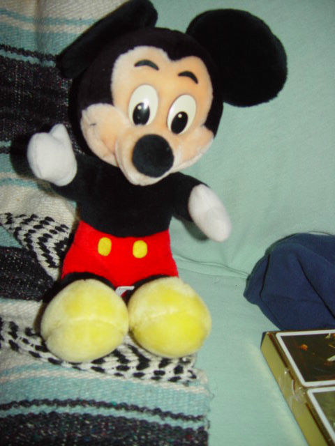 "Disney's Mickey Mouse 14 1/2"" Tall image 3"