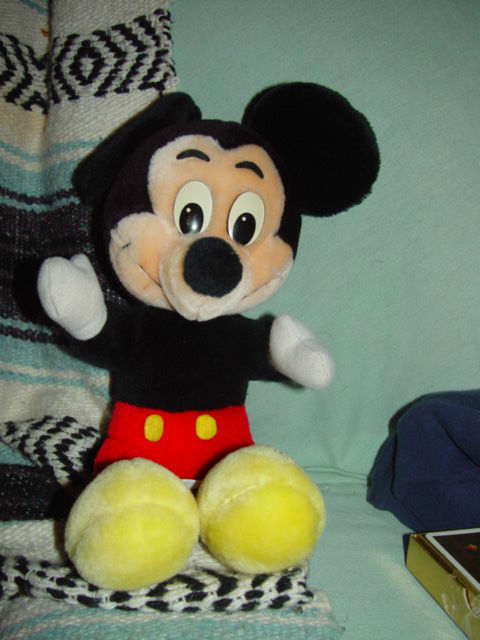 "Disney's Mickey Mouse 14 1/2"" Tall image 2"