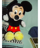 "Disney's Mickey Mouse 14 1/2"" Tall - $19.00"