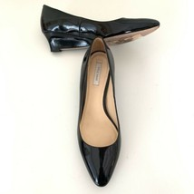Cole Haan Grand OS Bethany 7.5 B Black Patent Leather Slip-on Wedge Heel... - $54.40