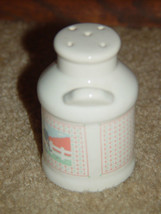 One Old White Cow Salt Shaker image 2