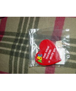 Teachers R Special Heart Shape Time Spent Teaching Is Never Lost Key Chain - $2.00