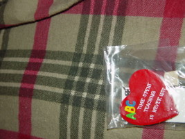 Teachers R Special Heart Shape Time Spent Teaching Is Never Lost Key Chain image 3