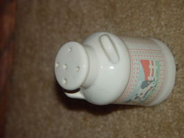 One Old White Cow Salt Shaker image 7