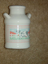 One Old White Cow Salt Shaker image 8
