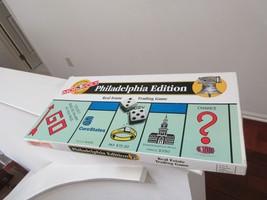 MONOPOLY , Philadelphia Edition , 1996 , Vintage - $20.00