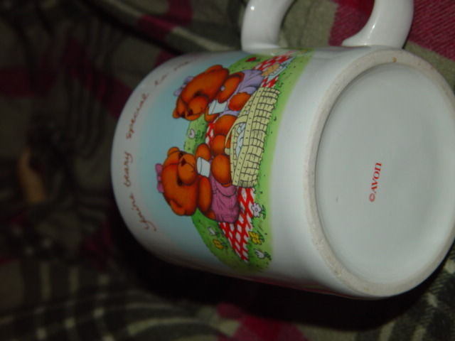 Avon Cup/Mug You're Beary Special To Me. image 3