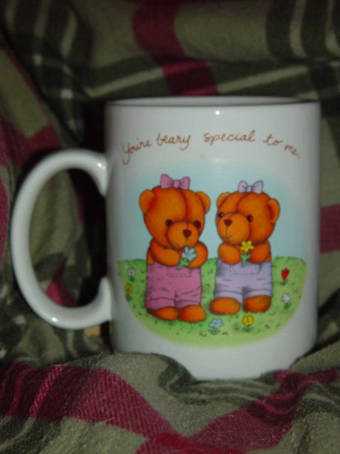 Avon Cup/Mug You're Beary Special To Me.