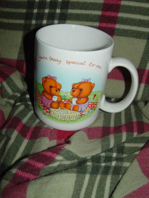 Avon Cup/Mug You're Beary Special To Me. image 5