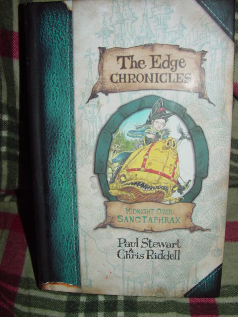 The Edge Chronicles Midnight over Sanctaphrax Bk. 3 Paul Stewart & Chris Riddel image 4