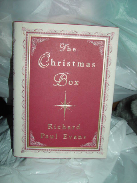 The Christmas Box by Richard Paul Evans (1995 Hardcover)