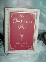 The Christmas Box by Richard Paul Evans (1995 Hardcover) image 1