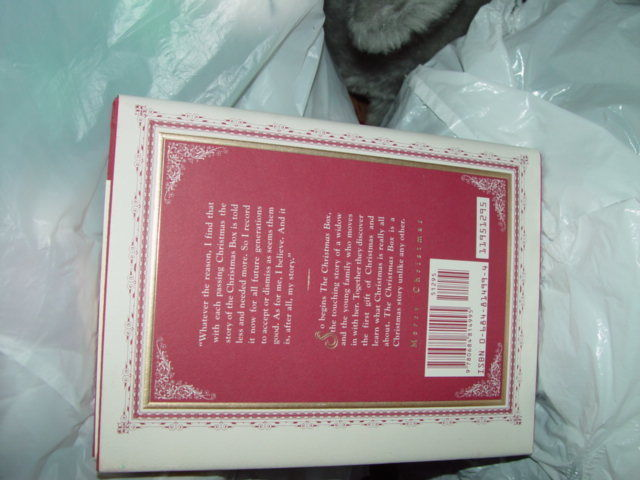 The Christmas Box by Richard Paul Evans (1995 Hardcover) image 2