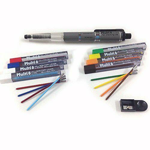 *Pentel multi-8 set PH802ST Iroshin 8 colors