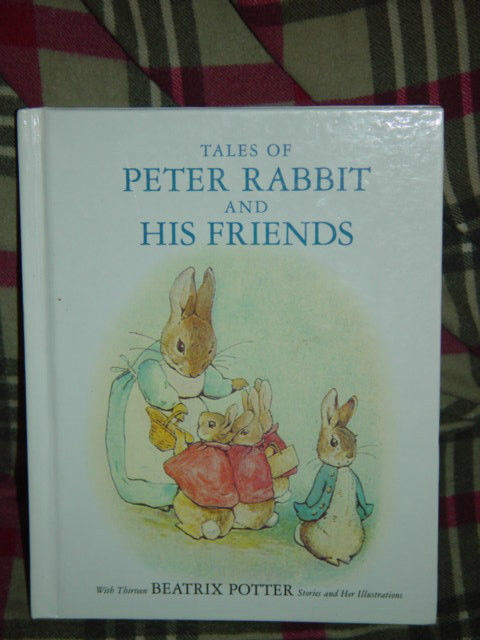 Tales of Peter Rabbit and His Friends 13 Tales by Beatrix Potter 2000 Hardcover