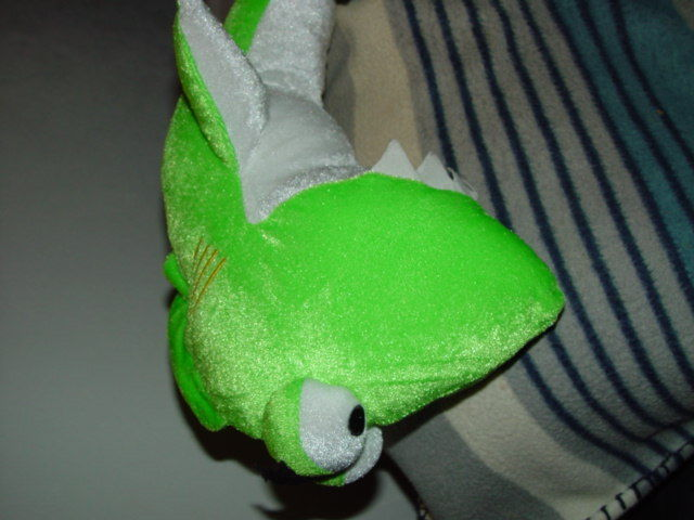 Plus Green Shark