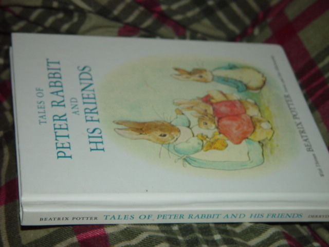 Tales of Peter Rabbit and His Friends 13 Tales by Beatrix Potter 2000 Hardcover image 6