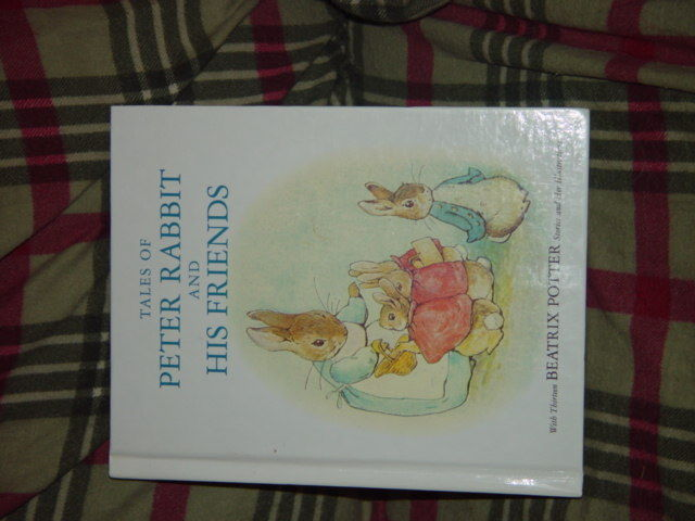 Tales of Peter Rabbit and His Friends 13 Tales by Beatrix Potter 2000 Hardcover image 5