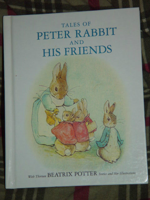 Tales of Peter Rabbit and His Friends 13 Tales by Beatrix Potter 2000 Hardcover image 7