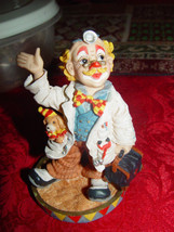 Cotton Candy Clowns Collection Feeling Fine Max #840641 1998 Matthew Danko image 4