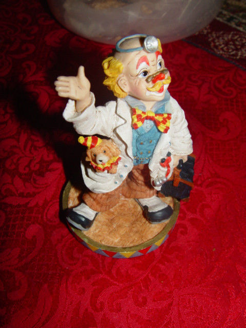 Cotton Candy Clowns Collection Feeling Fine Max #840641 1998 Matthew Danko