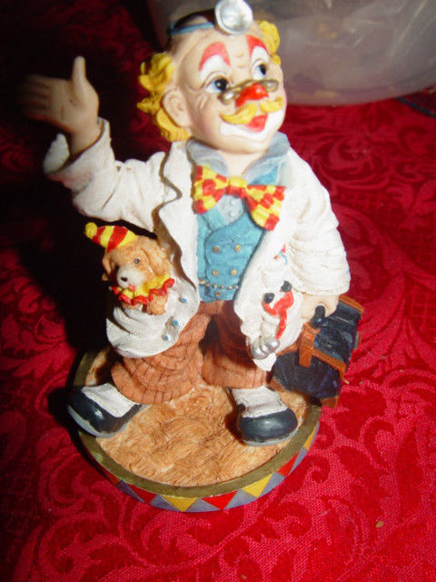 Cotton Candy Clowns Collection Feeling Fine Max #840641 1998 Matthew Danko image 2