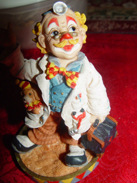 Cotton Candy Clowns Collection Feeling Fine Max #840641 1998 Matthew Danko image 5