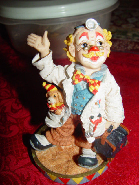 Cotton Candy Clowns Collection Feeling Fine Max #840641 1998 Matthew Danko image 6