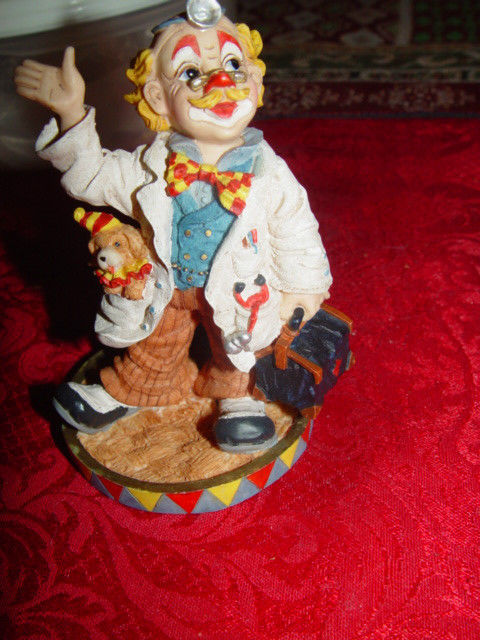 Cotton Candy Clowns Collection Feeling Fine Max #840641 1998 Matthew Danko image 7