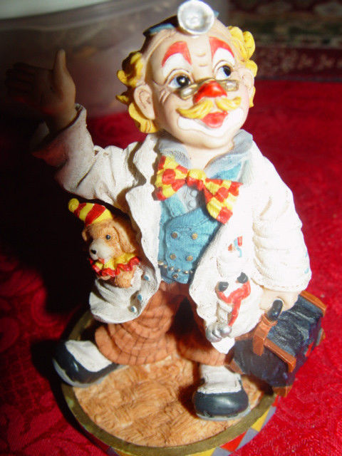 Cotton Candy Clowns Collection Feeling Fine Max #840641 1998 Matthew Danko image 8