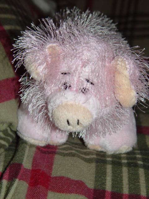 Webkinz Ganz Pig No Tag image 4