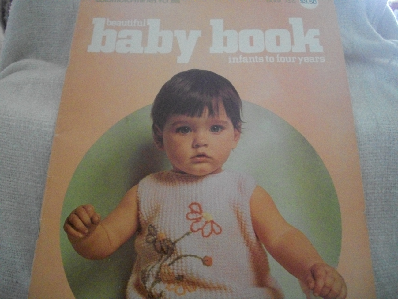 Primary image for Columbia-Minerva Beautiful Baby Book 766 Knitting