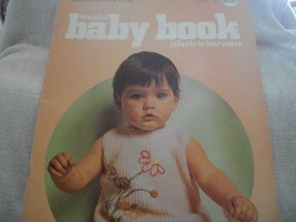 Columbia-Minerva Beautiful Baby Book 766 Knitting  - $7.00