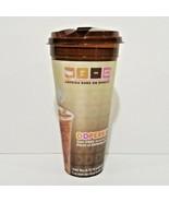 Dunkin Donuts 24oz Hot Iced Coffee Cup Mug Travel Hologram 2016 $0.99 re... - $12.60