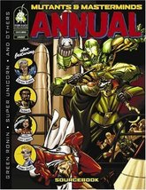 Mutants & Masterminds: Annual #1 [Sep 13, 2005] Kenson, Steve - $6.95
