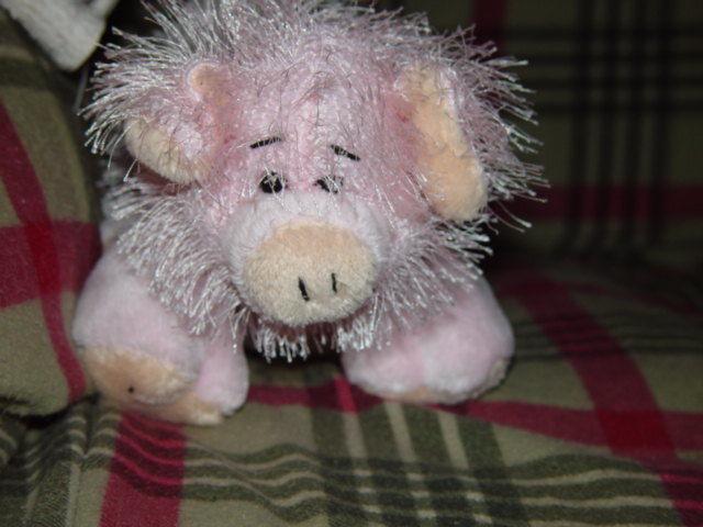 Webkinz Ganz Pig No Tag image 6