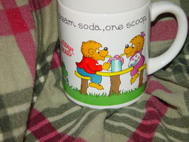 1987 BerenStain Bear Cup A Princess House image 6